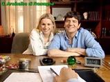 Michelle Hunziker e Fabio De Luigi in: Love Bugs