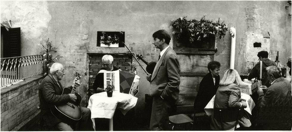 Quando in Romagna non c'era il rock, suonavano loro...