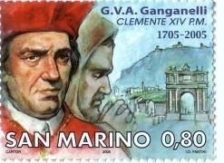 Ganganelli: fra' Lorenzo e Cardinale